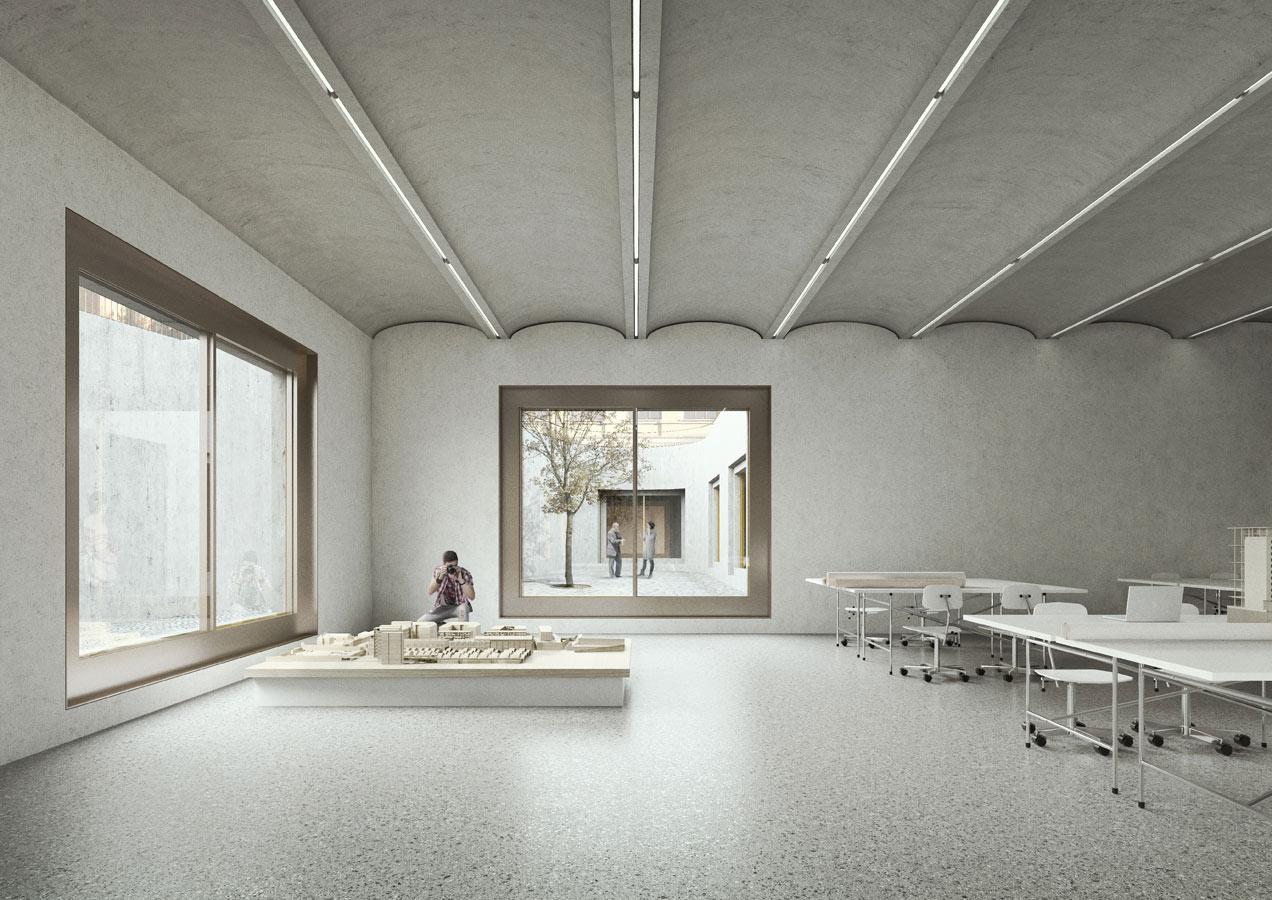 Laura Pasquini e Federico Tranfa architetti